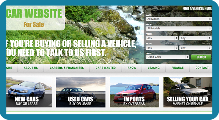 Evolution Car Dealer Software